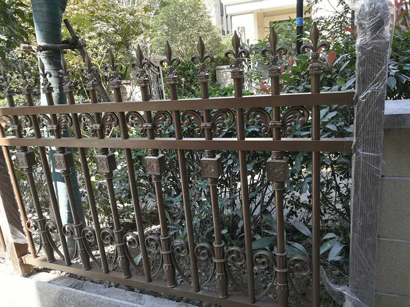 铝艺护栏的七大特点